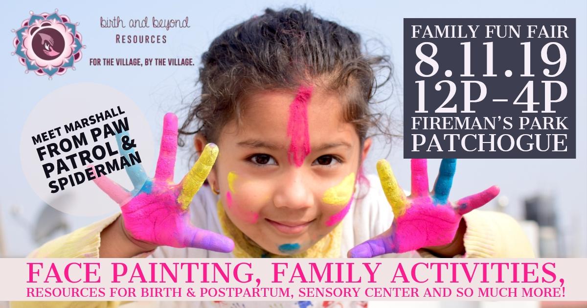 family fun fair 2019