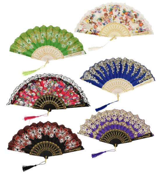 foldable fans
