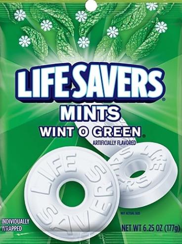 Minty Fresh Breath